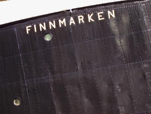 MS Finnmarke -> Stokmarknes (Norwegen)