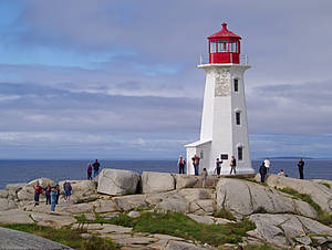 Peggy's Point -> Peggys Cove (Kanada)