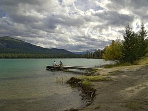 Lake Edith -> Jasper (Kanada)