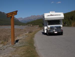 Icefields Parkway -> Icefields Parkway (Kanada)