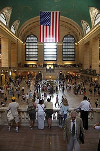 New York City Grand Central Station grosse Halle -> New York City (USA)
