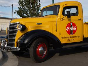 Oldtimer -> Anchorage (USA)